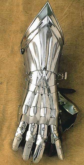 Gallery 187 Gothic Gauntlets King Of Swords The Largest
