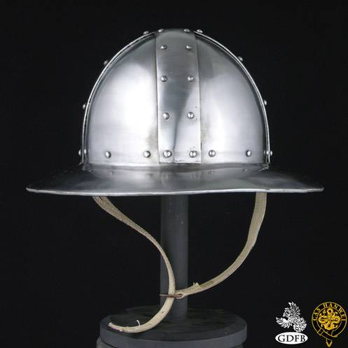 Kettle Hat Helmet, 14G