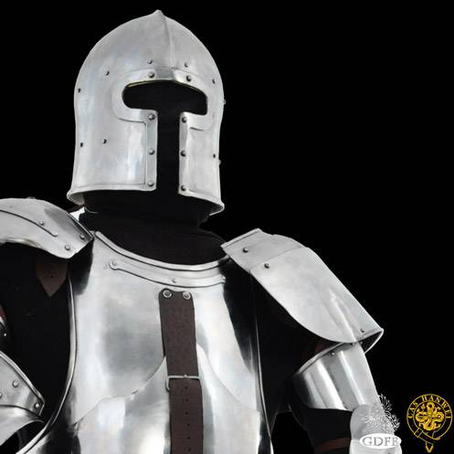 Milanese Suit of Armour, 16G
