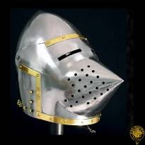 European Pig Faced Helmet, 16G