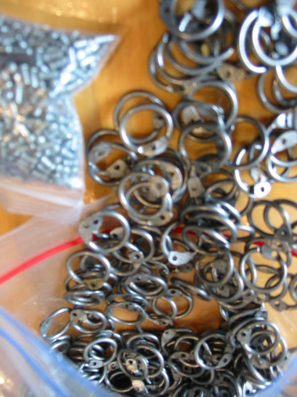 Round Ring links 9mm16g
