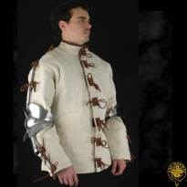 Gambeson for Jack Chains, Natural, Large