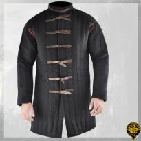 Gambeson, XX-Large, Black, Buckle Closure