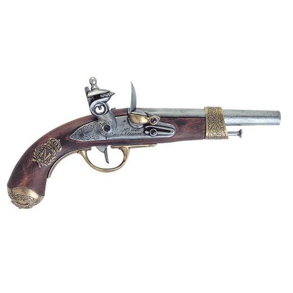 French Napoleon Flintlock - Manufactured By Gribeauval