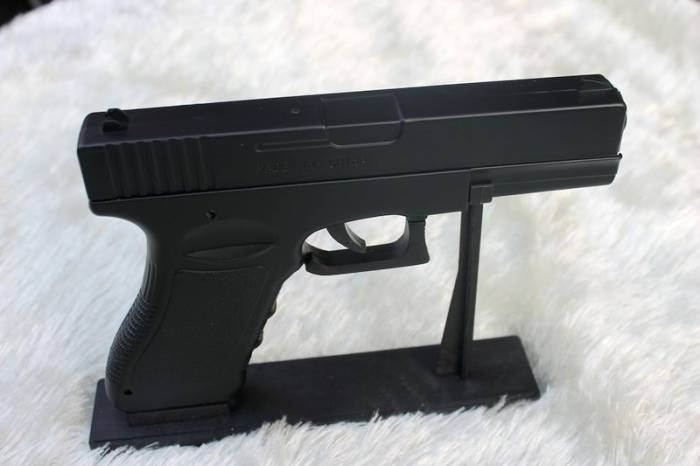 Glock 18 Pistol Lighter