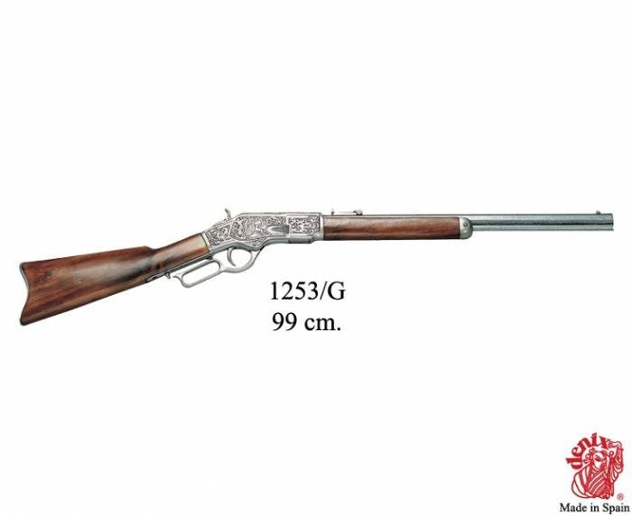 Winchester Model 73 Lever Action Rifle, 1873
