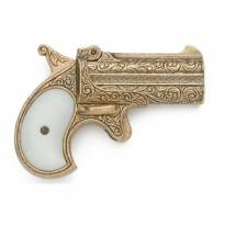 Old West Doc Holiday Gambler Derringer