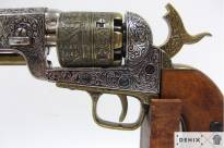 AMERICAN CIVIL WAR NAVY REVOLVER, USA 1851