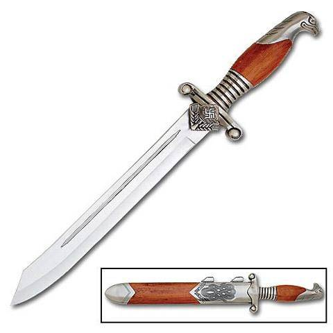 German officer Dagger