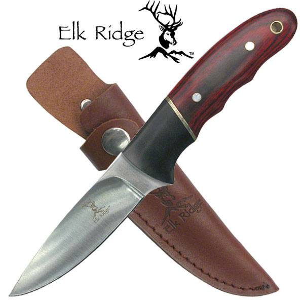 Elk Ridge Drop Point Skinner Knife