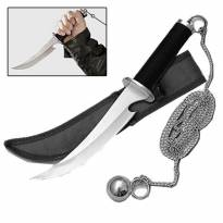 Weapon of the Ninja Assassin w/ Steel Ball & Chain