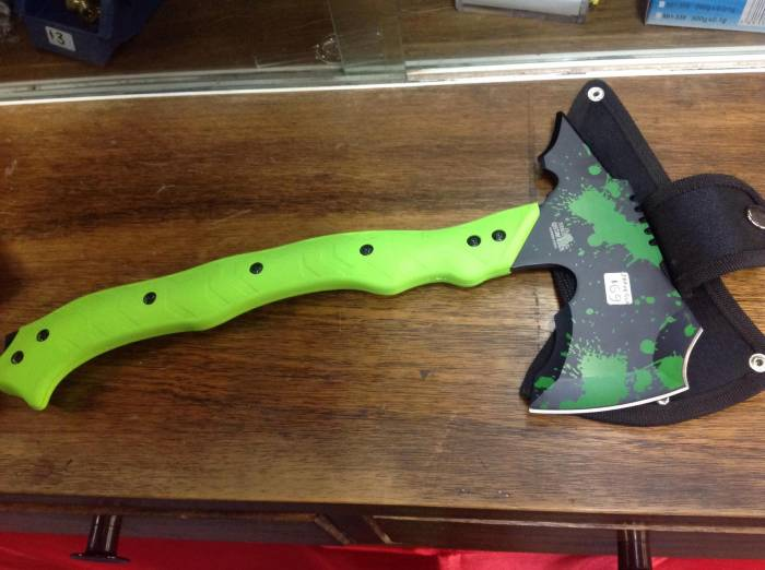 Large Zombie Hunter Axe