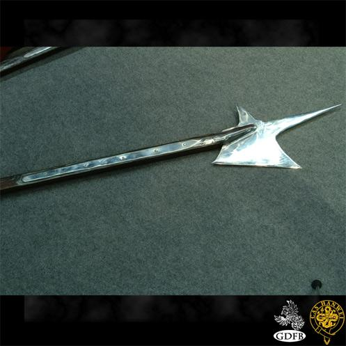 German Halberd - Head Only