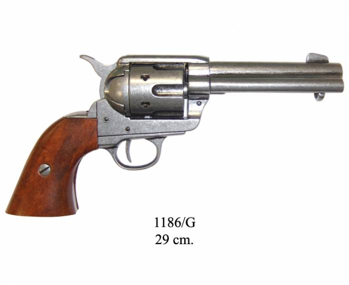 .45 caliber revolver made by S. Colt USA, 1873