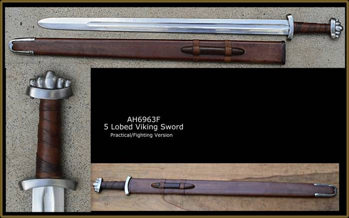 Gallery » 5 Lobed Viking Sword • King of Swords – The