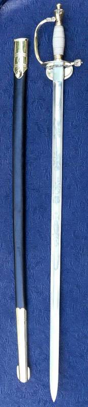 1796 Pattern British Sword