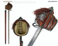 Scottish Basket-Hilt Backsword