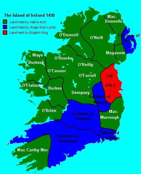 Map Of England Henry Viii.Brief History